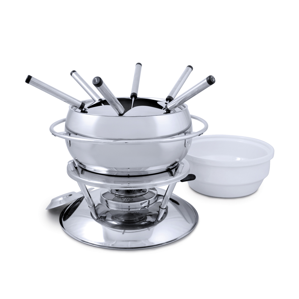 swissmar zuri multi fondue set ebay. Black Bedroom Furniture Sets. Home Design Ideas