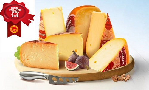 North Holland Gouda Cheese - Red Seal