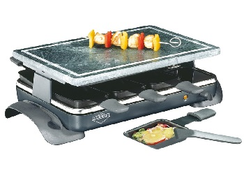 Stone grill and Gourmet Sets