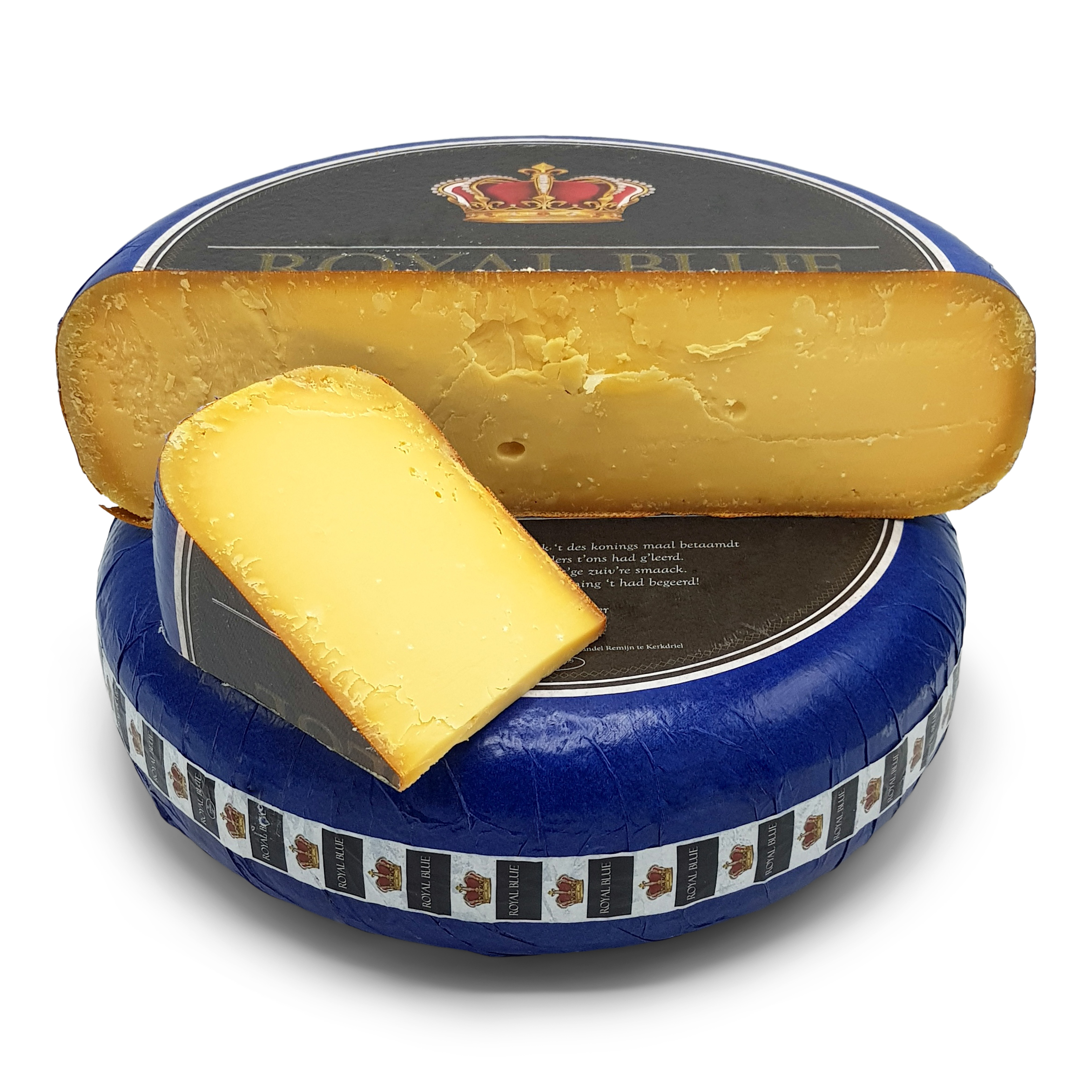 Old cheese (aged +/- 1 to 2 years)