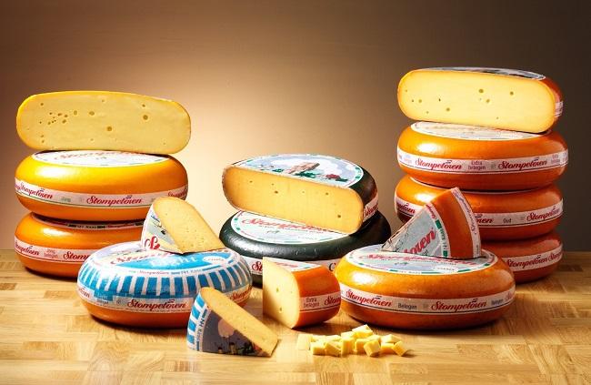 Stompetoren Cheese
