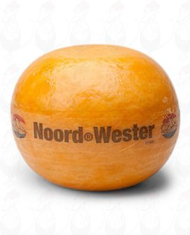 Edam Cheese North-West | Premium Quality | 1,6 Kilo / 3.5 lbs