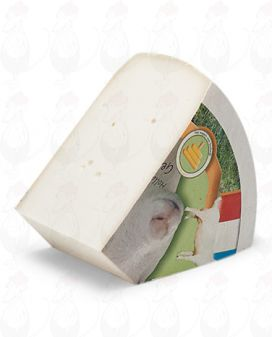 Young matured goats cheese | Premium Quality