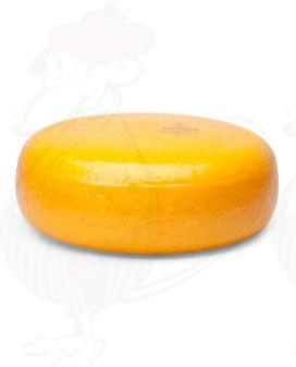 Gouda Cheese | Premium Quality | Entire cheese 4,5 kilo / 9.9 lbs