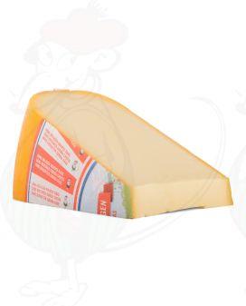 Semi-Matured Gouda Cheese | Premium Quality | 1 kilo / 2.2 lbs