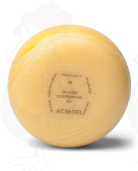 Gouda Natural Farmers Cheese Lunch | Premium Quality | 900 grams / 2 lbs