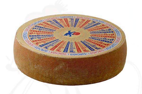 Appenzeller Surchoix Premium Quality Entire Cheese 6 8 Kilos 14 96 Lbs