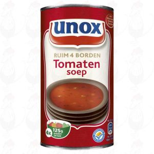 Unox Soep in Blik Tomatensoep 4 Porties 515ml