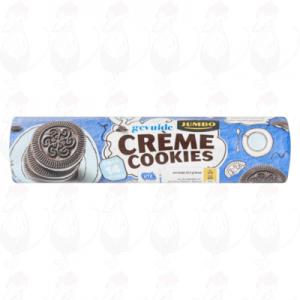 Huismerk Gevulde Crème Cookies 176g