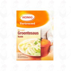 Honig Mix voor Groentesaus Kaas Voordeelpak 140g