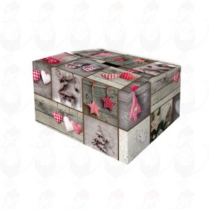 Shipping Box - Gift Box Surprise Winter