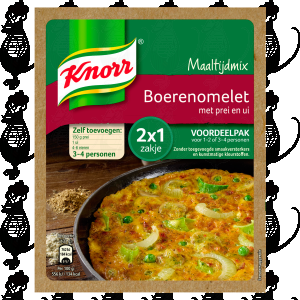 Knorr Mix Boerenomelet 24g