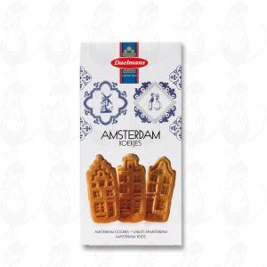 Amsterdam Cookies - 140 grams - 4.93 oz | Daelmans