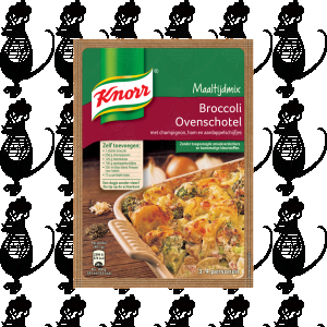 Knorr Mix Broccoli Ovenschotel 70g