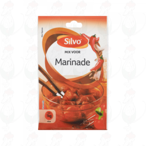 Silvo Mix voor Marinade 25g