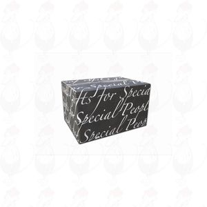 Shipping Box Special Black