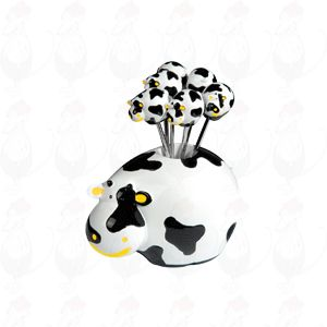Cow party pins