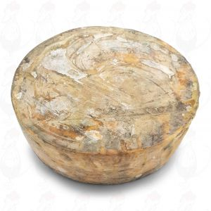Aged leicestershire red | Entire cheese 3,6 kilo / 7.9 lbs