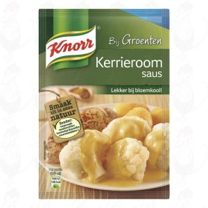 Knorr Mix Kerrieroom Saus 41g
