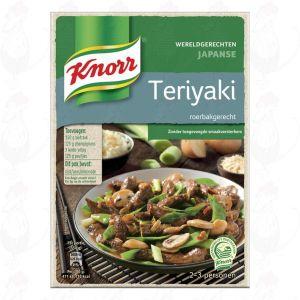 Knorr Wereldgerechten Teriyaki 318g