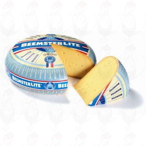 BeemsterLite Young matured | Entire cheese +/- 12 kilos / 26.4 lbs