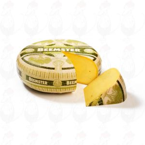Beemster Organic | Premium Quality | Entire cheese 13 kilo / 28.6 lbs