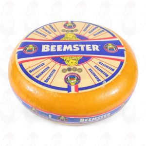 Beemster Cheese - Matured | Premium Quality | Entire cheese 12 kilos / 26.4 lbs