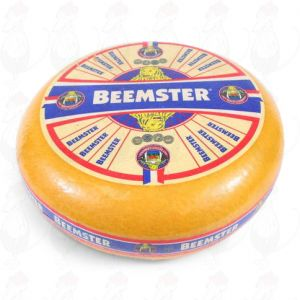 Beemster Cheese - Young Matured | Premium Quality | Entire cheese 13 kilo / 28.6 lbs