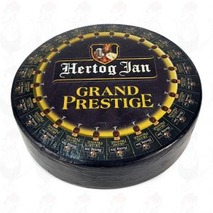 Beer cheese - Hertog Jan | Entire cheese 5,4 kilos / 11.9 lbs