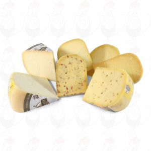 Organic Gouda cheese Complete Selection | Premium Quality