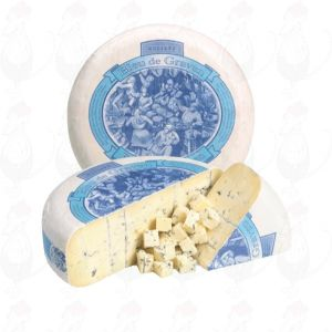 Blue de Graven - Dutch Blue Mould Cheese - Vegetarian Cheese | Premium Quality