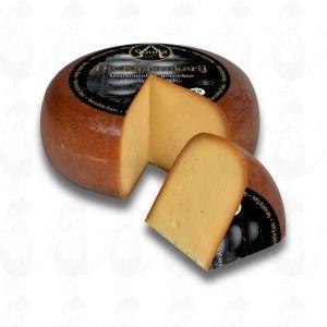 Smoked Gouda Cheese - Exclusive   Entire cheese 5,4 kilo - 19.8 lbs