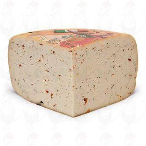 Tomato / Olive Herb Gouda Cheese | Premium Quality
