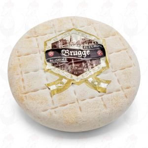 Brugge Blomme | Entire cheese 2 kilo / 4.4 lbs