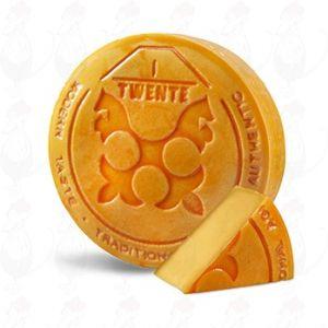 Twentse Bunker cheese   Premium Quality   Entire cheese 14 kilo / 30.8 lbs