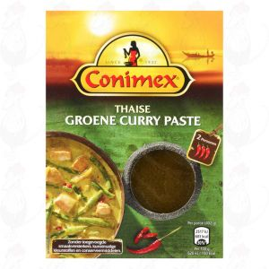 Conimex Thai green curry paste | 57 gr