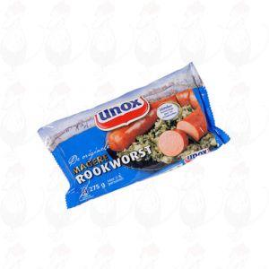 Unox lean smoked sausage