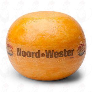 Edam Cheese North-West   Premium Quality   1,6 Kilo / 3.5 lbs