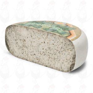 Goats Cheese Stinging Nettle - Gouda Goat Cheese  | Premium Quality