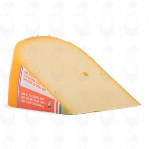 Semi-Mature Gouda Cheese | Premium Quality