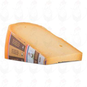 Aged Gouda Cheese   Premium Quality   1 kilo / 2.2 lbs