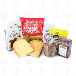Medium Dutch gift set