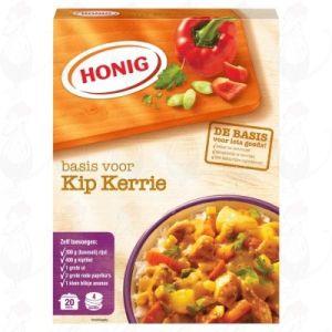 Honig Basis voor Kip Kerrie 59g