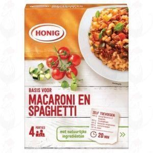 Honig Basis voor Macaroni en Spaghetti 41g