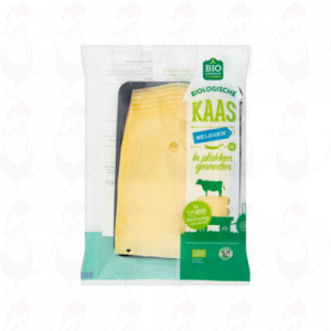 Sliced Organic Cheese Matured 48+ | 190 grams in slices