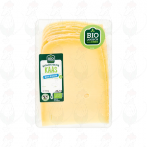 Sliced Organic Cheese Matured 50+ | 200 grams in slices