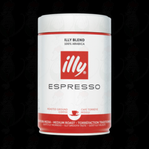 illy Espresso Roasted Ground Coffee 250g
