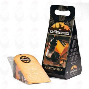Old Amsterdam Cheese Gift box - +/- 1 kilo - 2,2 lbs cheese