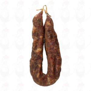 Dry sausage with delicious cloves | Premium Quality