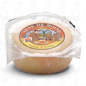 Tête de Moine - Half a Cheese | Premium Quality | 425g - 0.94 lbs